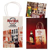 Hard Rock Cafe Packaging