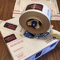 Possession Studios Packing Tape