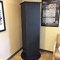 Vicenza Designs Display Tower