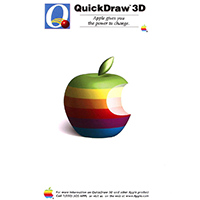 Apple QuickDraw Ad