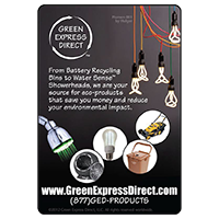 Green Express Direct Ad