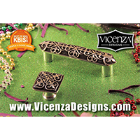 Vicenza Designs Show Follow up Postcard