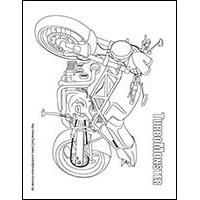 Ducati Coloring Book (Inside)