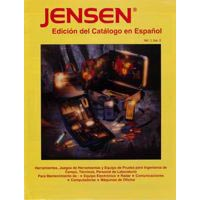 Jensen Tools Catalog (Spanish)