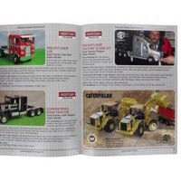 recision Model Distributors Catalog (Inside)