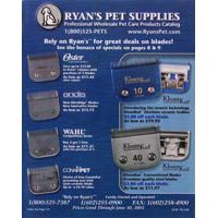 Ryans Pet Supplies Catalog